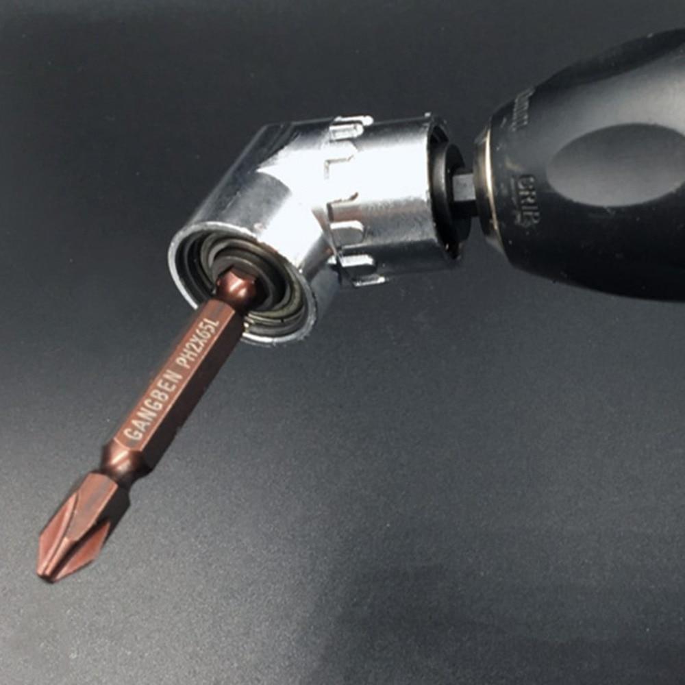 Cacciavite a testa svasata Nuovi utensili da trapano con esagono - Punta da trapano - Fotografia 4