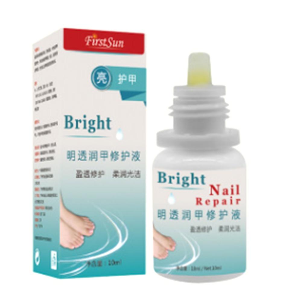 Nail Treatment Liquid Nail Nourishment oil Antifungal Nail Repair Bright Toe finger fungus Removal Feet Care onychomycosis 10ml Онихомикоз