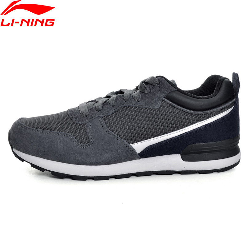 Li-Ning Men Sport Walking Shoes Fitness Comfort Sneakers TPU Support Stability LiNing Sneakers Sports Shoes GLKM105 YXB111 li ning men dominator on court basketball shoes bounse cushion lining sports shoes tpu support sneakers abpm027 xyl120