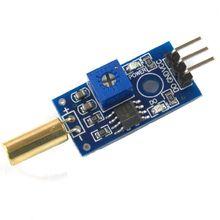Золото SW520D угол датчика Модуль шаровой переключатель наклона для Arduino Raspberry PI