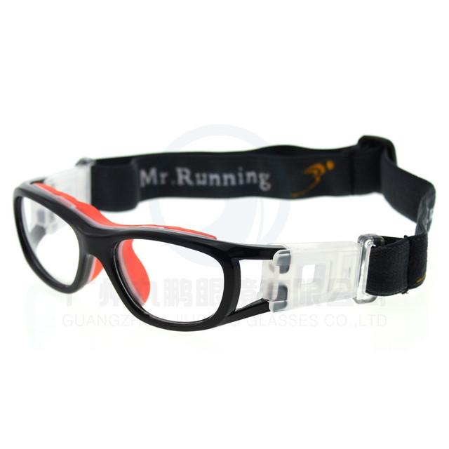 Crianças mulheres Deportes óculos de Basquete óculos de Basquete óculos esportes ao ar livre óculos de proteção profissional DD0235