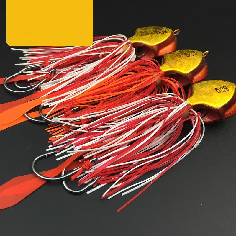 AZJ Νέα 5PCS 80G 11.5CM Ψάρεμα Ψάρεμα - Αλιεία - Φωτογραφία 3