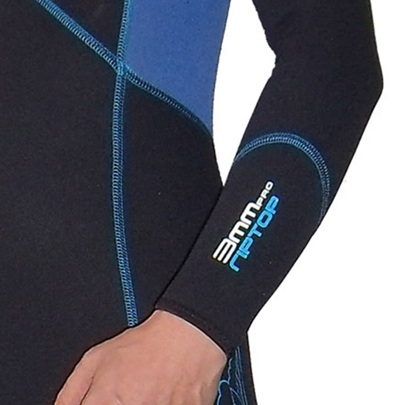 SLINX RIPTOP 1136 3mm néoprène hommes plongée sous-marine cerf-volant surf navigation de plaisance plongée en apnée lance pêche planche à voile combinaison maillots de bain - 5