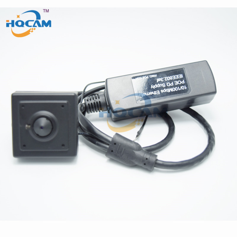 HQCAM 960P mini POE Ip Camera H.264 Series 40x40mm Poe Small Ip Camera 1.3 Megapixel HD With external POE Securiy CCTV camera tr sipr130w poe outdoor 1 3 megapixel ip serveillance camera with poe tr sipr130 poe