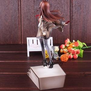 Image 4 - Steins Gate Makise Kurisu Laboratorium Lid 004 1/8 Schaal Painted Figuur Collectible Model Toy