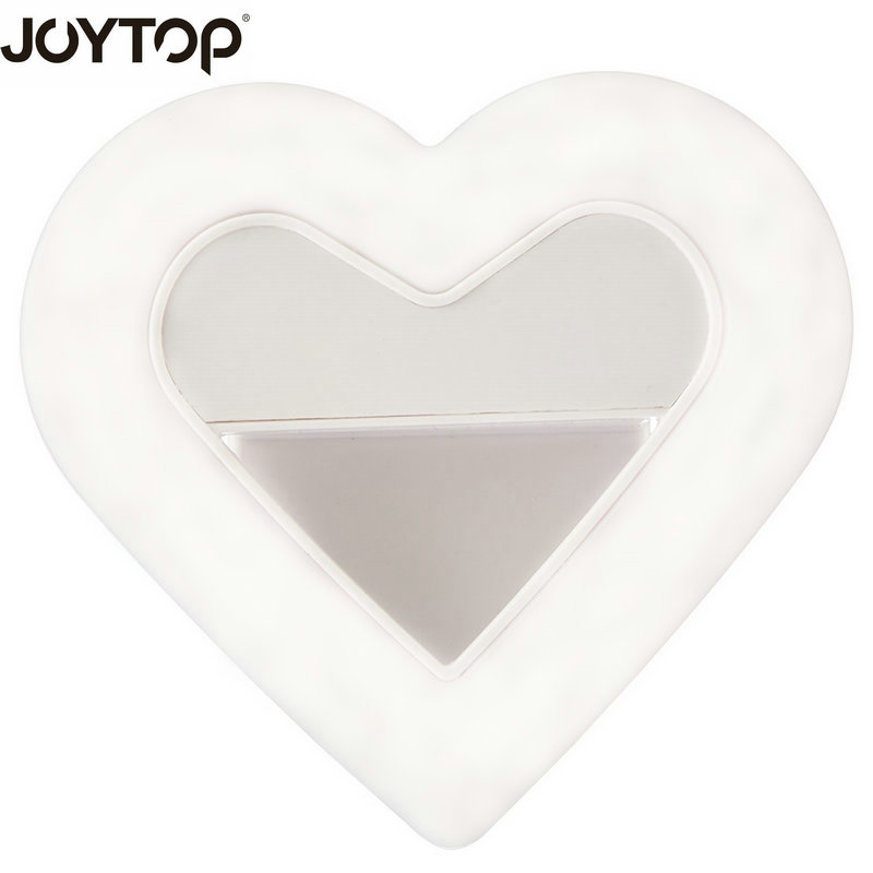 JOYTOP Portable Flash Led Camera Clip-on Teléfono móvil Selfie ring - Cámara y foto