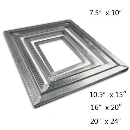 105x15 inch 27x39cm aluminum alloy screen frame for screen printingchina