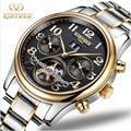 KINYUED11mechanical men's watches, high quality precision waterproof wrist watch brand, automatic calendar leisure fashion watch