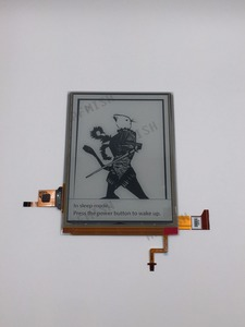 """Image 2 - ED060XH7 100% חדש 6 """"eink LCD תצוגת מסך עבור קוראי eBook משלוח חינם"""