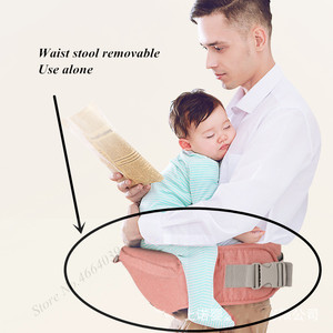 Image 4 - 2019 Dropshipper vip Disney Ergonomic Baby Carriers Backpacks 0 36 months Newborn kangaroo Carrying Belt for Mom Dad