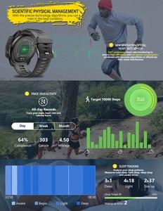 Image 5 - Zeblaze Vibe 5 Smart Horloge Mannen 1.3 Kleur Scherm Stappenteller Fitness Armband Tracker IP67 Waterdichte Hartslagmeter Smartwatch