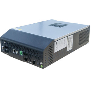 Image 4 - DC 48V to AC 220V 5000VA Solar Hybrid Inverter Built in 48V50A PWM Solar Charge Controller with 60A AC Charger for Home Use