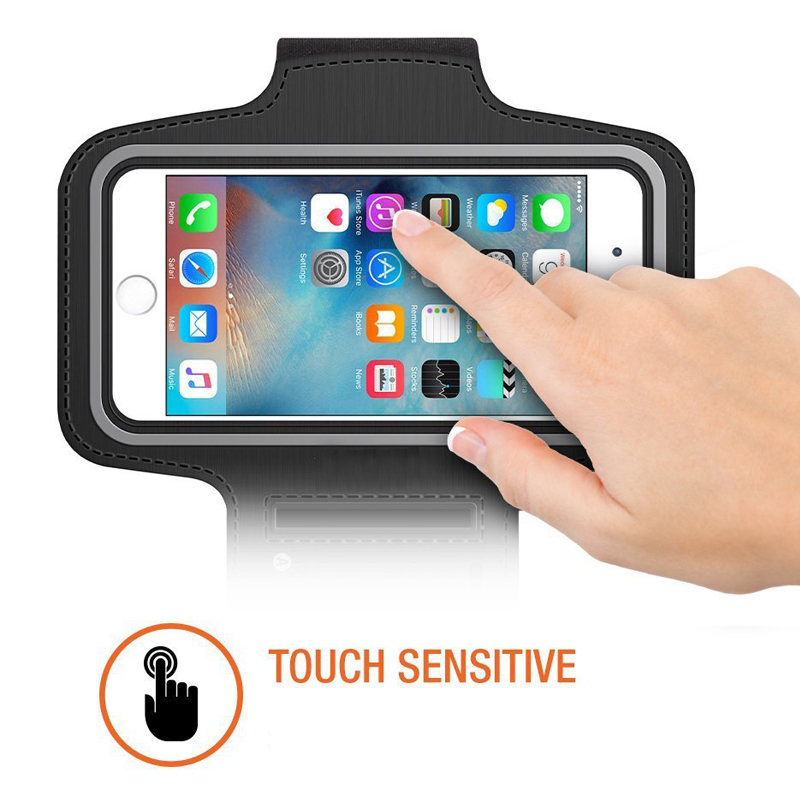 Olahraga Latihan Kasus Untuk Samsung Galaxy S8 Menjalankan Arm Band - Aksesori dan suku cadang ponsel - Foto 2