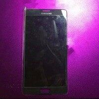 Сенсорный экран телефона в сборе для samsung galaxy Note4 N9100 N9108V N9109W Мобильные аксессуары touch Панель Экран сборки