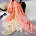 2017 New 5 Colors Luxury Brand Scarf Pashmina Echarpe Cashmere Scarf Wrap Shawl Men Women's Scarves Long Silk Camellia Wrap