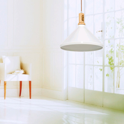modern individuality white pendant lights indooroutdoor aluminum art lamp e27 led lamp for aisleamp cheap contemporary lighting
