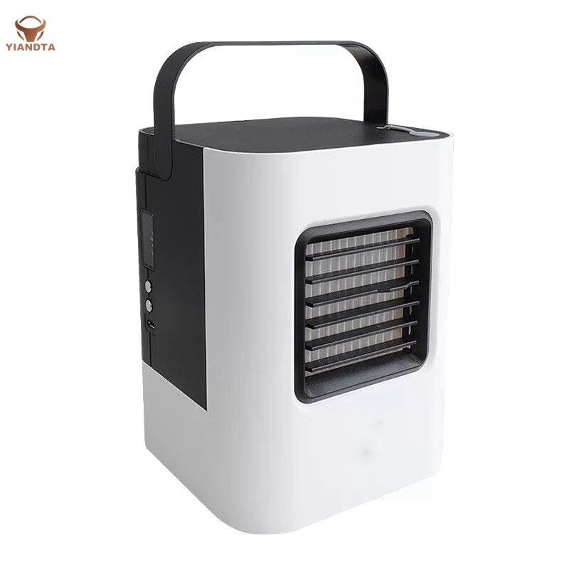Mini ventilateur de climatisation à ions négatifs rechargeables USB
