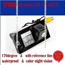 Для Sony color ccd HD камеры водонепроницаемый вид сзади автомобиля buckup вспять цветная камера для HYUNDAI H1 GRAND STAREX