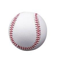 2019 HOT High Quality 9# Handmade Baseballs PU Baseball Balls Softball Ball Training Exercise Baseball Balls