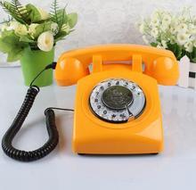 Telepon berputar Antik Disk