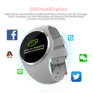 Image 5 - SCOMAS Upgraded Fashion Smart Watch Heart Rate Blood Pressure Monitor Women Physiological Reminder Smartwatch For Android IOS