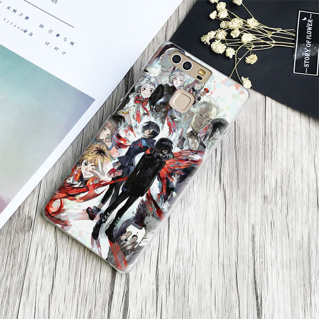 Tokyo Ghoul Phone Case Cover Shell For Huawei Honor