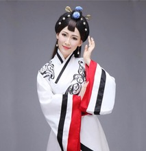 Adult dress Female Hanfu Chinese traditional costume nice clothes made in China free shipping selling clothes