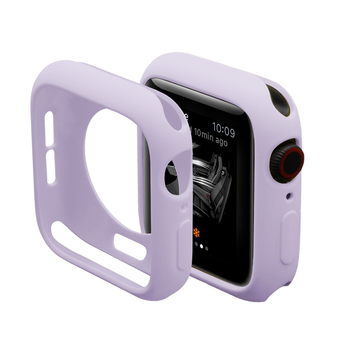 Soft Silicone Case for Apple Watch 59