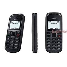 Original NOKIA 1280 GSM ปลดล็อกโทรศัพท์มือถือ Refurbished โทรศัพท์อาหรับรัสเซียแป้นพิมพ์