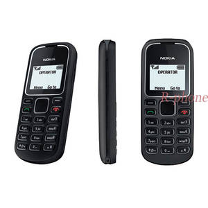 Original Refurbished NOKIA 1280 Mobile Phone GSM Unlocked phone
