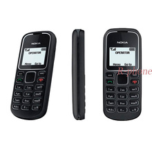 Orijinal NOKIA 1280 GSM Unlocked cep telefonu = = = = = = = = = = = = = = = = yenilenmiş telefon ve arapça rusça klavye