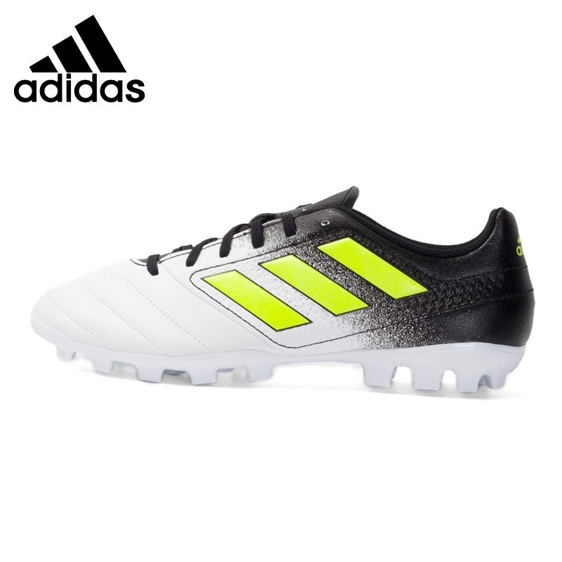 Original New Arrival 2017 Adidas ACE 17.4 AG Men's Football/Soccer Shoes Sneakers kelme football shoes boots for adult children 30 39 train sneakers tobillera soccer cleats zapatillas deporte light soft flats49