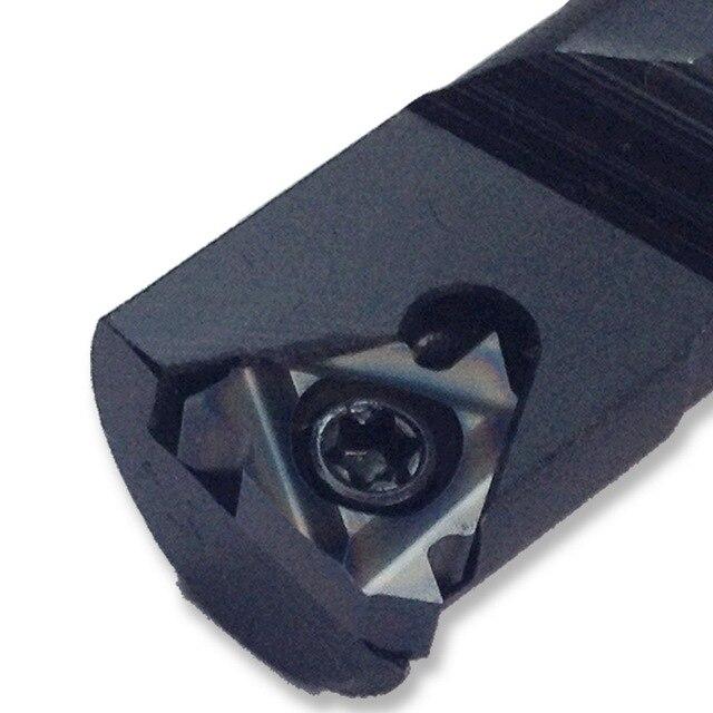 Mzg 10 Mm 12 Mm SNR0010K11 S Loại Tiện Bằng Máy CNC Gia Công Cắt Nội Bộ Dụng Cụ Ren Ống Ren Toolholders Ren Biến Giá Đỡ