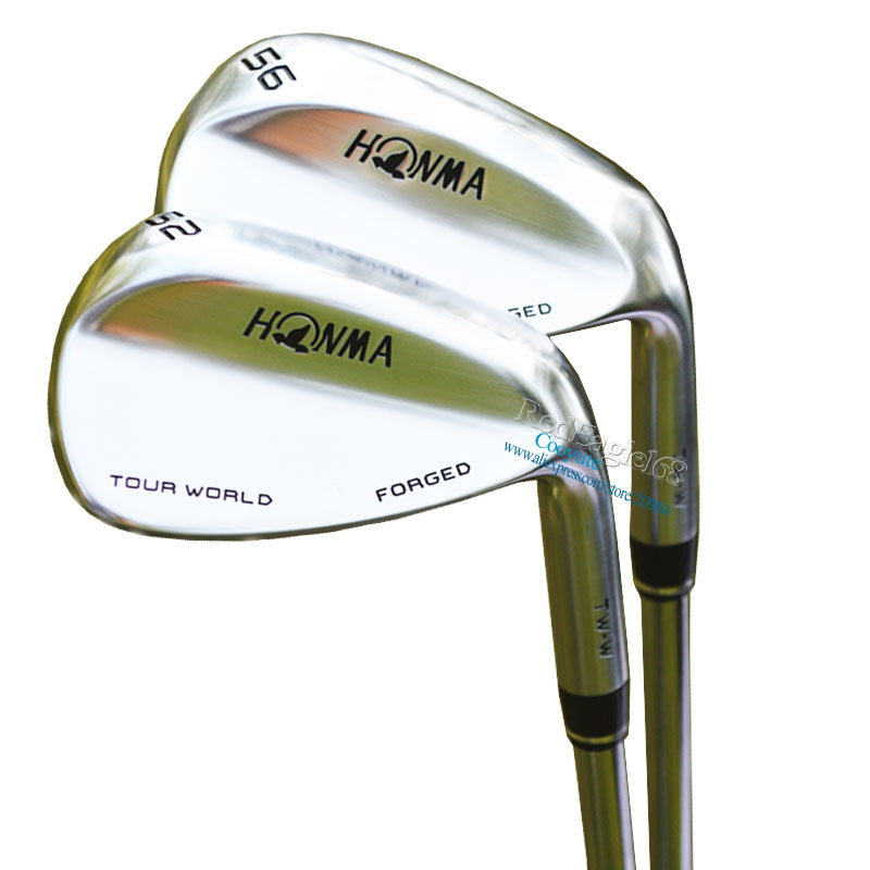 NEW Unisex Golf Clubs Wedge HONMA TOUR WORLD TW-W Golf Wedge 48-60 Degree Steel Golf Shaft Clubs Wedge Free Shipping