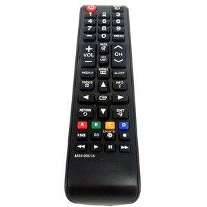 Image 2 - Nowy pilot do Samsung AA59 00821A AA5900821A wymiana telewizji Smart TV Fernbedienung darmowa wysyłka