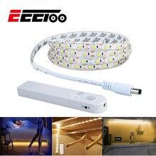 EeeToo Under Cabinet Lights Lamp PIR Motion Sensor Led Wardrobe USB Luminary