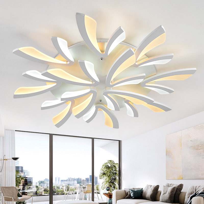 Modern Ceiling Light Lamparas De Techo Plafoniere Lampara Techo Salon Home Lighting Led Ceiling Lamp Dcor Lantern High Quality Goods Lights & Lighting