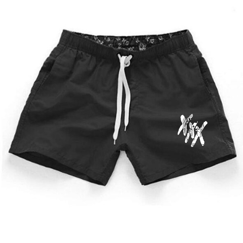 2019 Summer Shorts Mens Bermuda Beach Men Shorts Print XXXTentacion Revenge Kill Male Brand Men'S Short Casual Fitness Jogger