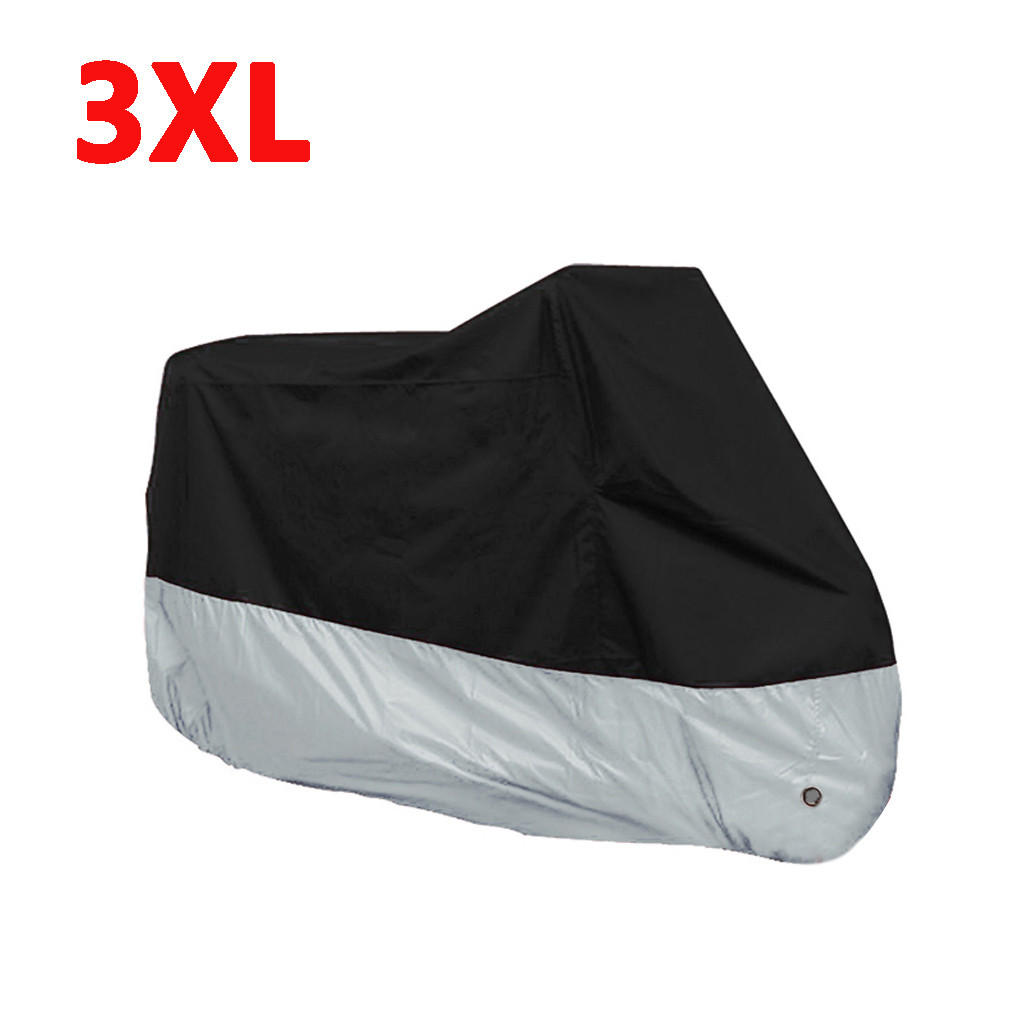 Outdoor UV Protector Bicycle Dustp roof Motorcycle Raincoat for Waterproof Protective Scooter Case Cover#y5(China)