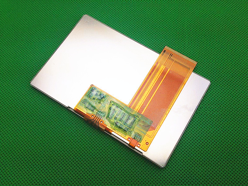 Original 4.3 inch TFT- LCD Screen for LTE430WQ-F0B LTE430WQ-F0B-0BB GPS LCD display screen panel with Touch screen digitizer