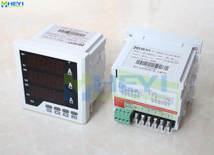 Image 2 - 3 phase LED digital amp meter manufacturer AC digital current meters with RS485 communication