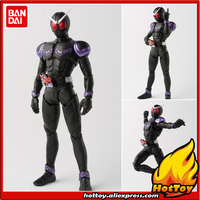 Original BANDAI Tamashii Nations S.H.Figuarts SHF Exclusive Action Figure Kamen Rider Joker from Masked Rider Double / W