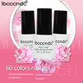 Nail Gel Polish Semi Permanent Gelpolish Top Base Coat Soak-off UV Gel Varnishes LED 7ml Nail Lacquer Glue Primer Colorful Lak