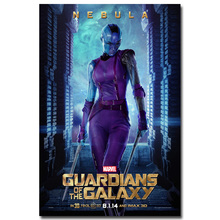 NEBULA – Guardian of The Galaxy Art Silk Fabric Poster Print 13×20 24x36inch Superheroes Movie Picture for Room Wall Decor 27