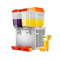 Cold drink orange juice filler vending machine