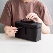 Multifunctional Fashion large capacity portable cosmetic brush, bag, Travel Wash storage Bag 21*10*12cm
