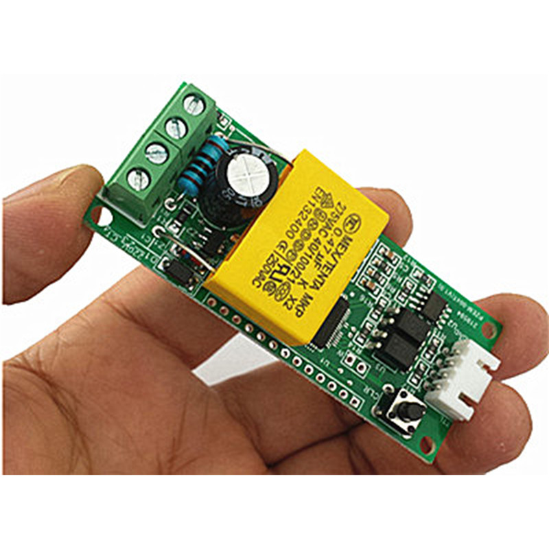US $9 05 9% OFF|PZEM 004T AC Digital Multifunction Meter Watt Power Volt  Amp TTL Current Test Module PZEM 004T With Coil 0 100A 80 260V AC-in Energy
