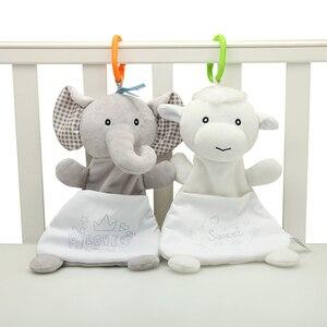 Infant Soft Plush Appease Towe