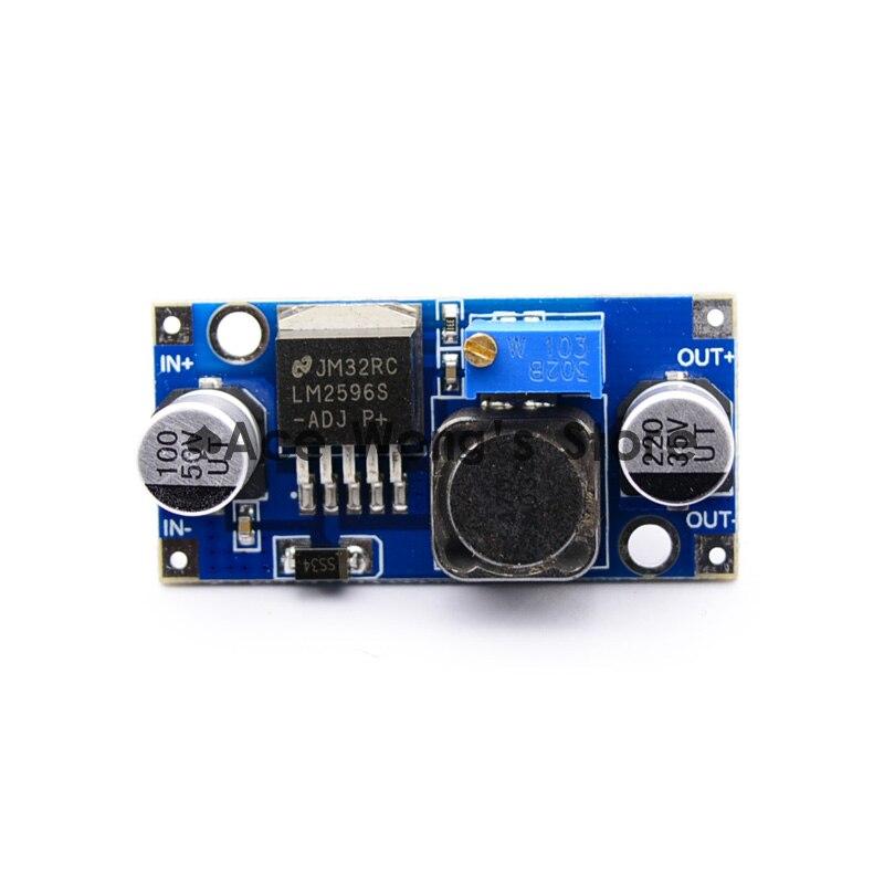 1 Stücke Lm2596 Lm2596s Dc-dc 4,5-40 V Einstellbar Step-down Power Supply Module In Verschiedenen AusfüHrungen Und Spezifikationen FüR Ihre Auswahl ErhäLtlich