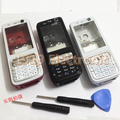 New Full Complete Mobile Phone Housing Cover Case+Keypad For Nokia N73+ Tools+Tracking